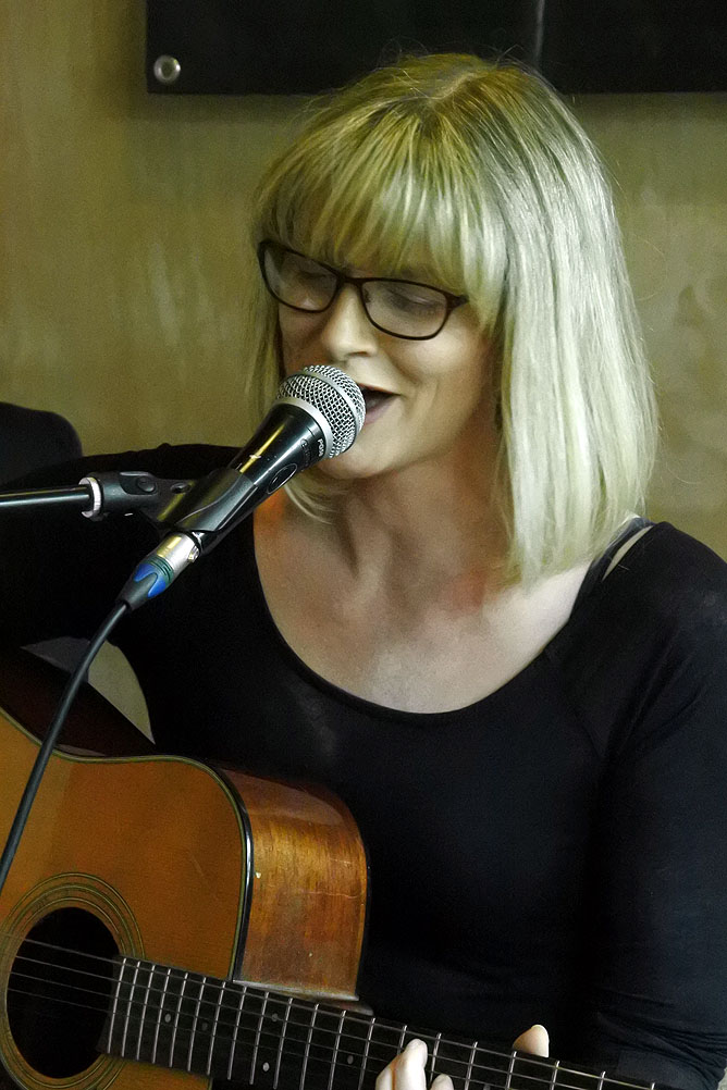 Hannah at 5th Annual Hanwell Hootie Music Festival 2017, London